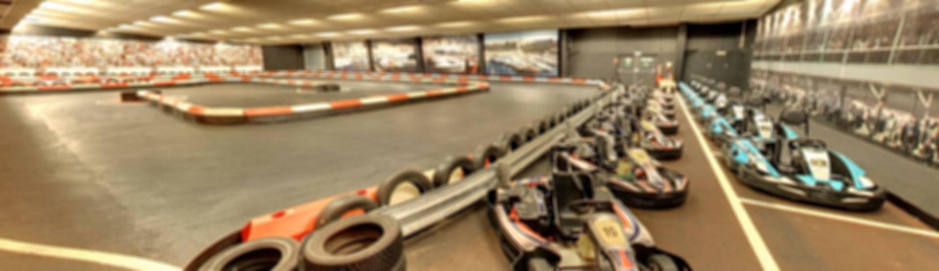 York MotorSports Village - Indoor Karting & Race simulation